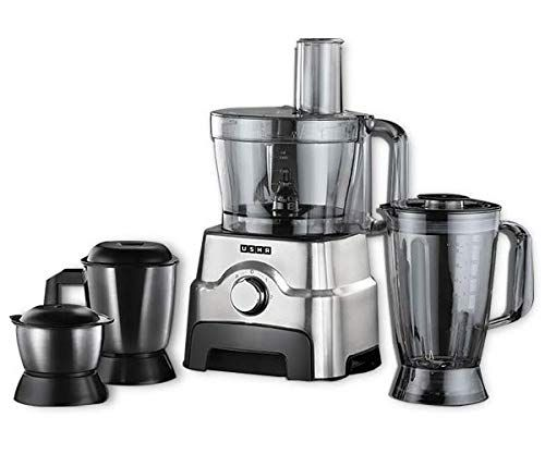 Usha Food Processor 1000-Watt - 3 Jars
